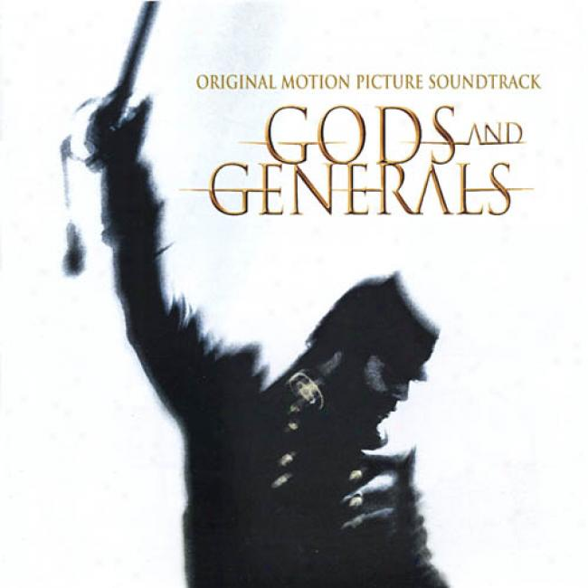 Gods And Generals Reason (limited Edition) (includes Dvd)