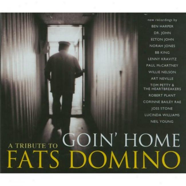 Goin' Domestic: A Tribute To Fats Domino (2cd) (digi-pak)