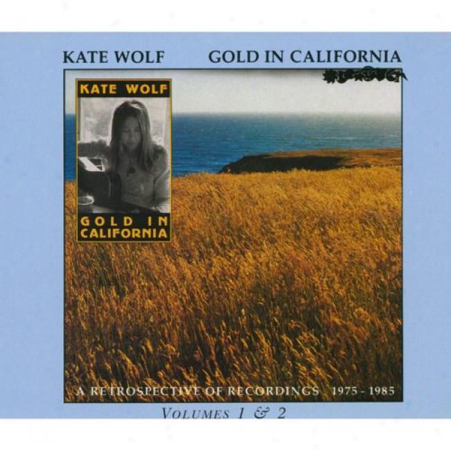 Gold In California, Volz.1 & 2 (2 Disc Box Set)