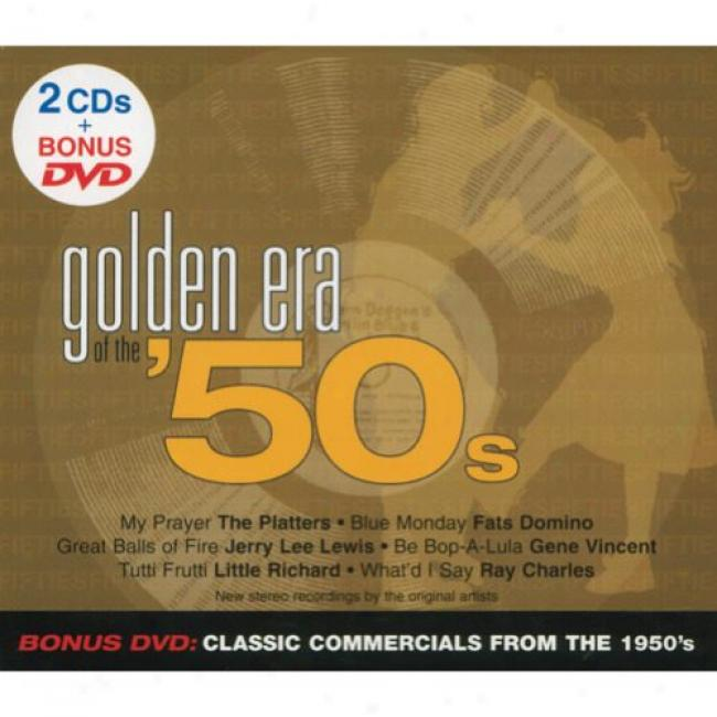 Golden Era Of The '50's (2cd) (includes Dvd) (digi-pak)