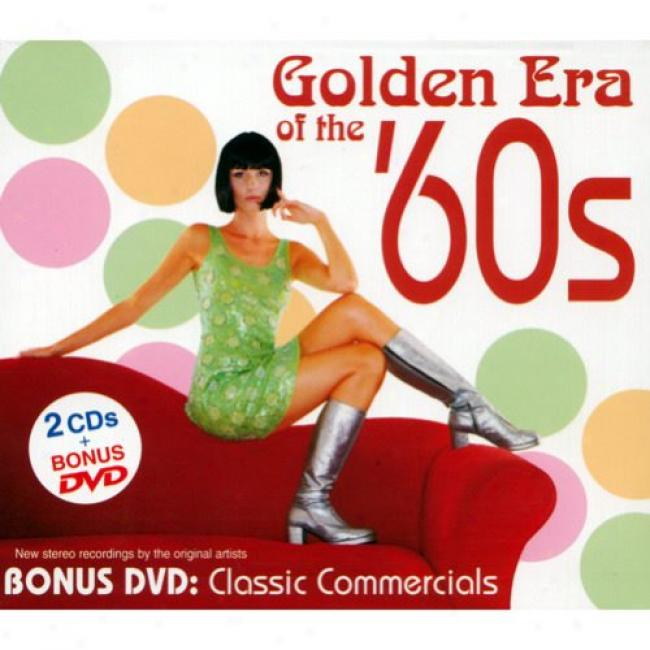 Golden Era Of The '60's (2cd) (includes Dvd) (digi-pak)
