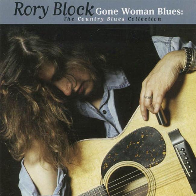 Gone Woman Blues: The Rude Blues Collection