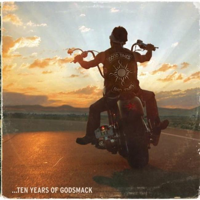 Good Times, Bad Times...ten Years Of Godsmqck (edited) (includess Dvd)
