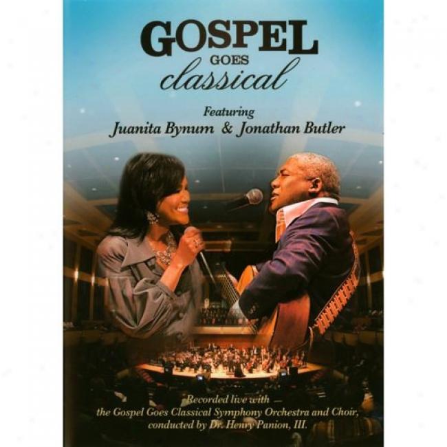 Gos0el Gos Classical (music Dvd) (amaray Case)