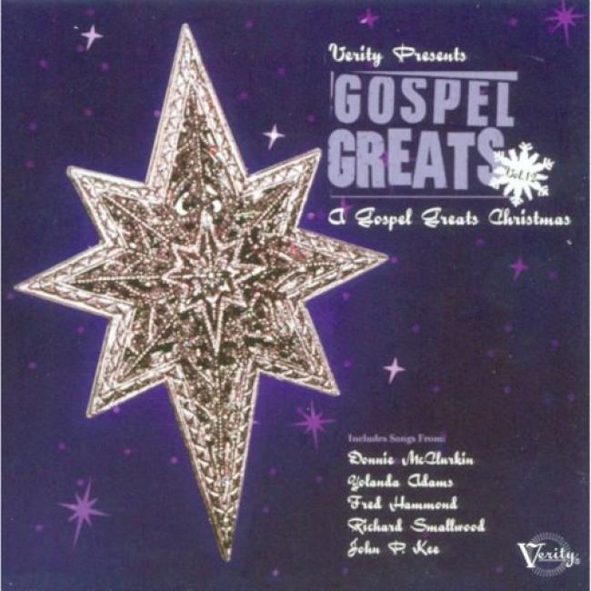 Gospel Greats, Vol.12: A Gospel Greatss Christmas