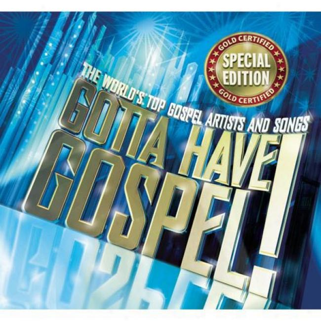 Gotta Have Gospel! (special Edition) (3cd) (cd Slipcase)