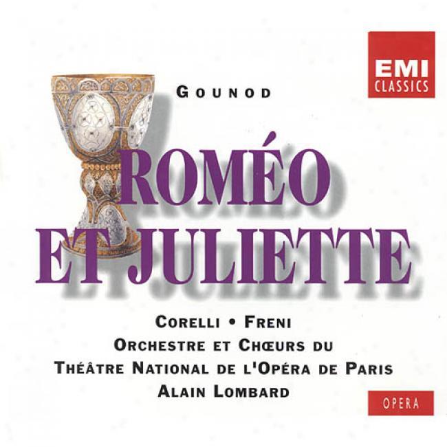 Gounod: Romeo Et Juliette (2cd) (cd Slipcase) (remaster)