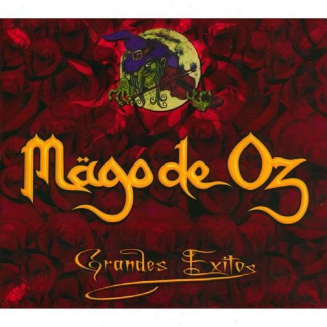 Grandes Exitos (2cd) (includes Dvd) (digi-pak) (cd Slipcase)