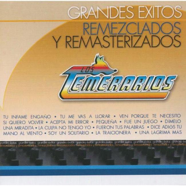 Grandes Exitos Remezclados Y Remasterizados (remaster)