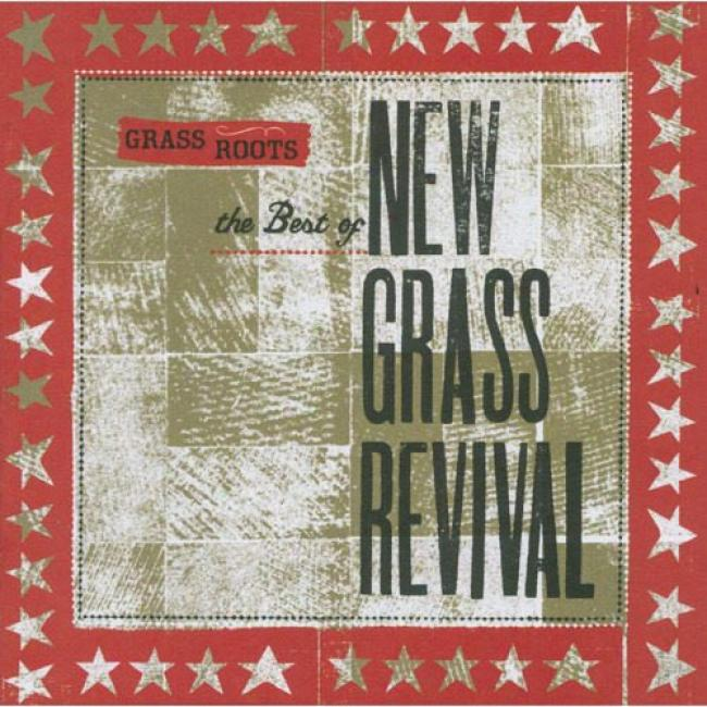 Grass Roots: The Best Of New Grass Reviva l(2cd)