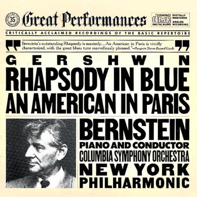 Great Performances: Gershwin- Rhapsody In Blue/american In Paris