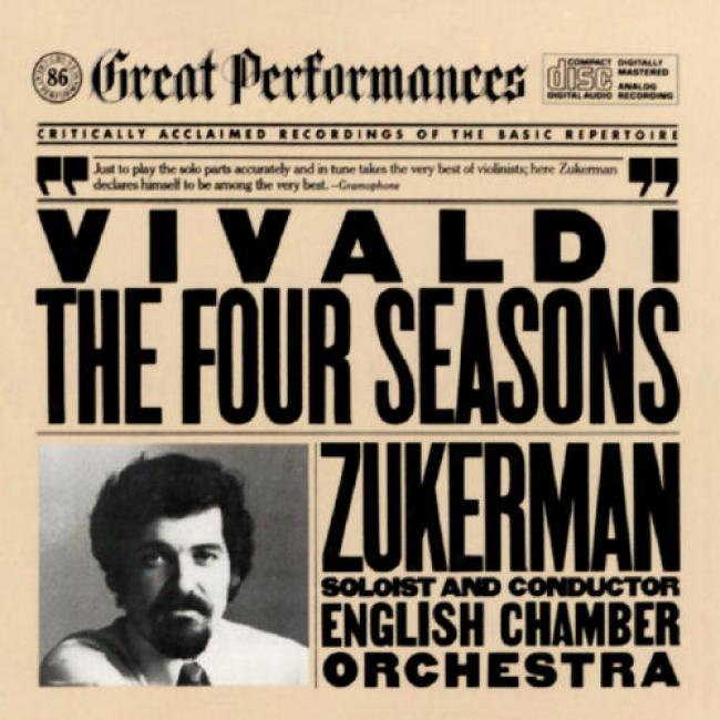 Much Performances: Vivaldi - The Four Seasons