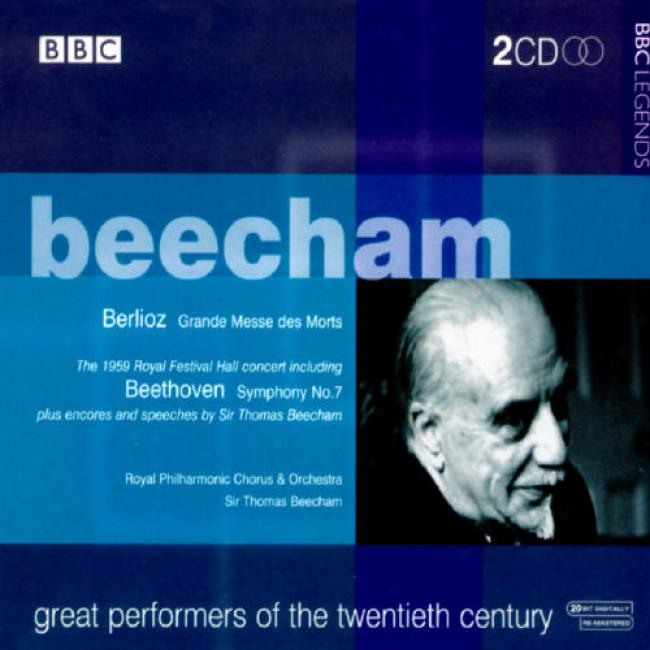 Great Performers Of The Twentieth Century: Sir Thomas Beecham (remaster)