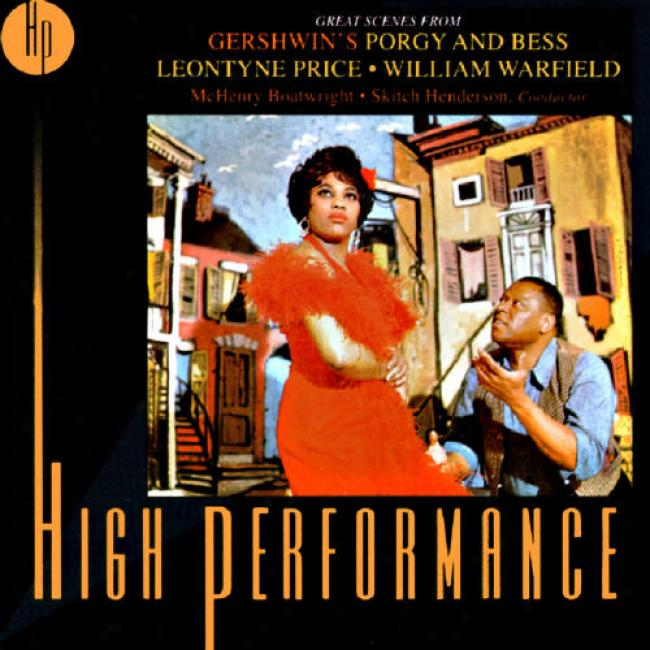 Great Scenes From Gershwin's Porgy And Bess (remaster)
