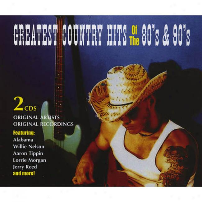 Greatest Country Hits Of The 80's & 90's (2cd)