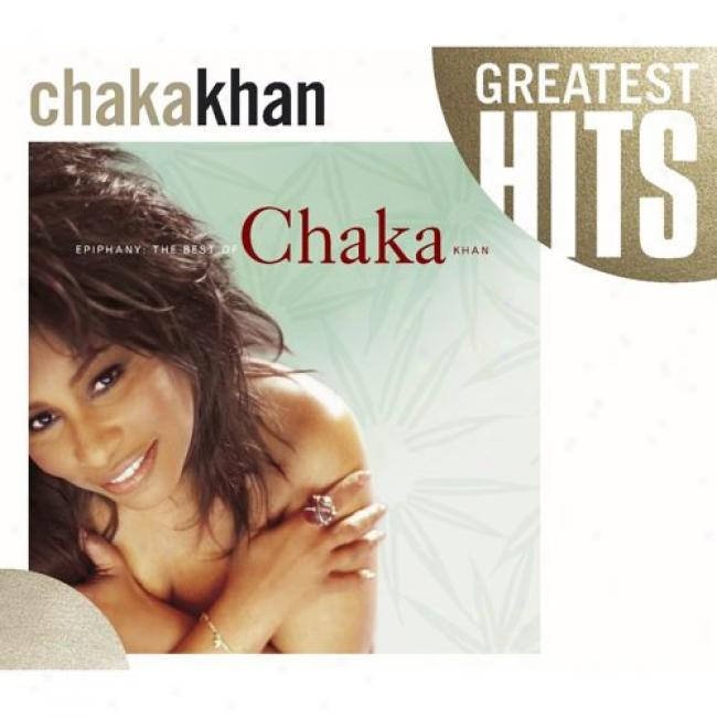 Greatest Hits: Epiphany - The Best Of Chaka Khan, Vol.1 (cd Slipcase)