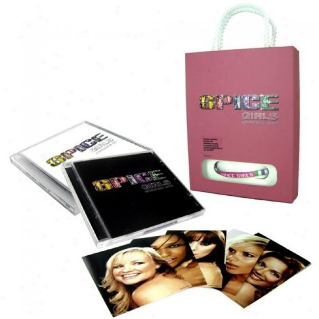 Greatest Hits (limite ddition Gift Bundle) (includes Karaoke Cd) (includes Dvd)