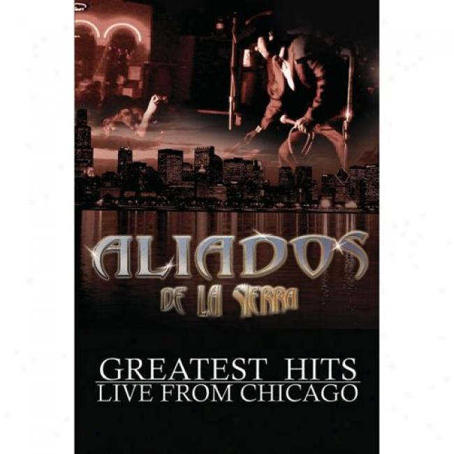 Greatest Hits: Live From Chicago (music Dvd) (zmaray Case)