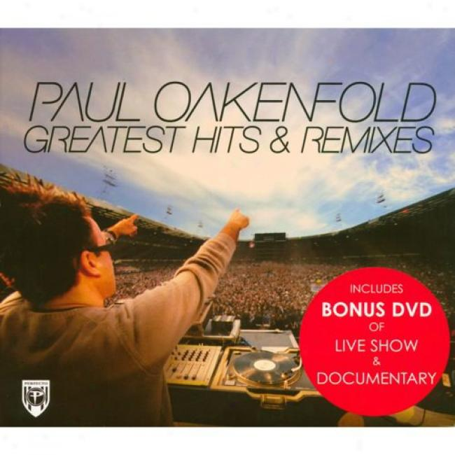 Greatest Hits & Remixes (includes Dvd) (cd Slipcase)