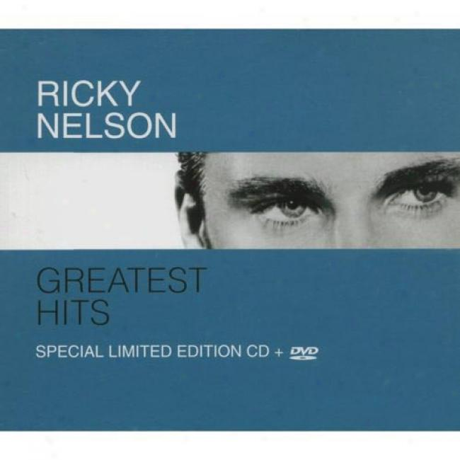 Greatest Hits (special Limited Edition) (includes Dvd) (cd Slipcase) (remaster)