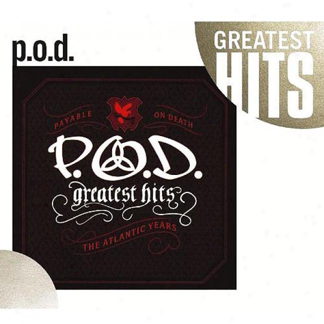 Greatest Hits: Tbe Atlantic Years (cd Slipase)