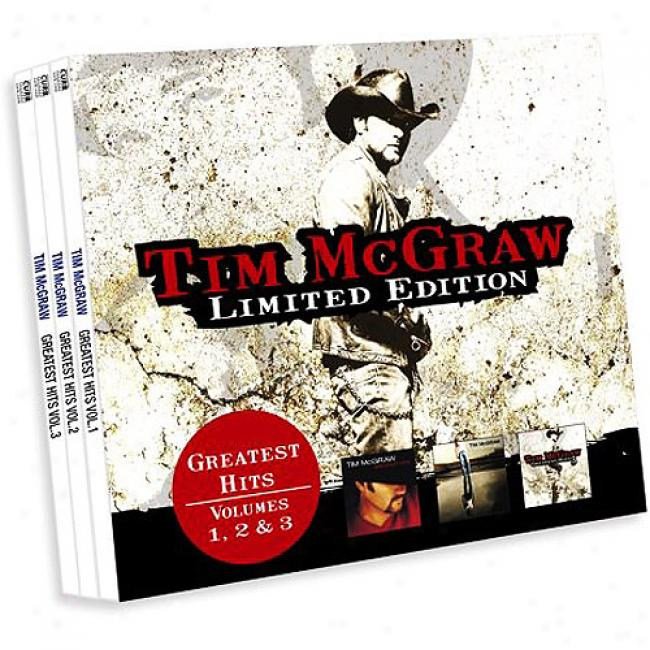 Greatest Hits, Vol.1,2 & 3 (limited Issue ) (3 Disc Box Set)