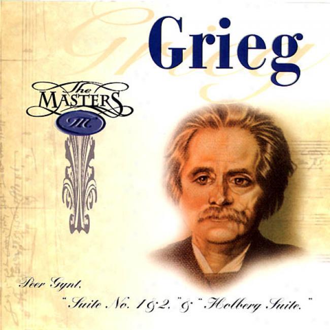 Grieg: Peer Gynt Suites 1 & 2, Etc/karajan, Beelin Po