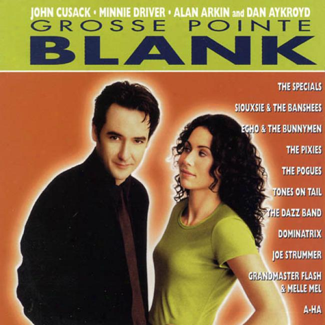 Grosse Pointe Blank: More Music From The Film Soundtrack
