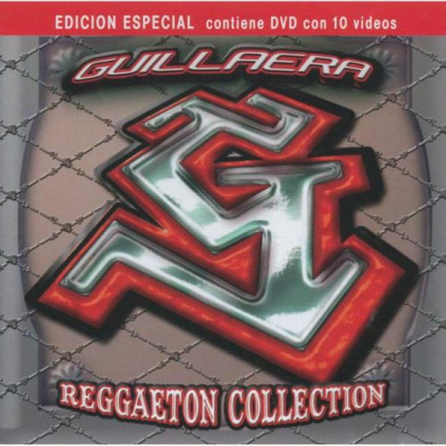 Guillaera Reggaeton Collection (special Edition) (uncludes Dvd)