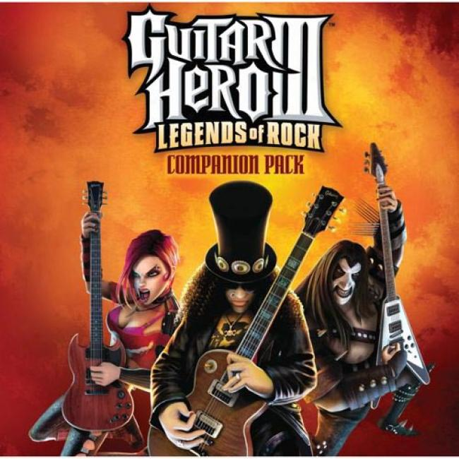 Guitar Hero Iii: Legends Of Rock, Partner Pack Soundtrack