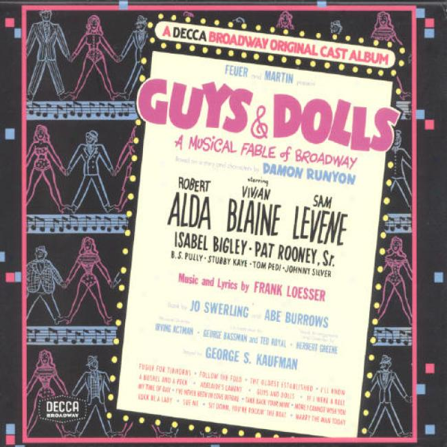 Guys And Dolls Soundtrack (cd Slipcase) (remaster)