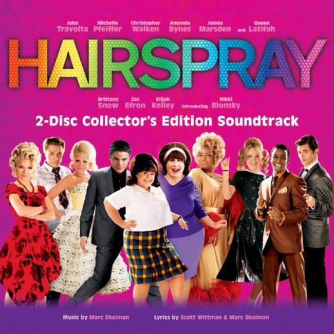 Hairspray Soundtrack (collector's Edition) (2 Diisc Box Set)