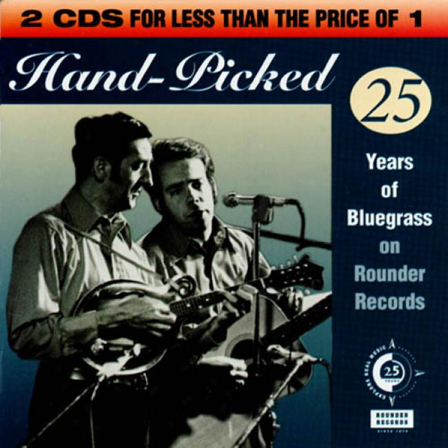 Hand Picked: 25 Years Of Bluegrass On Rounder Records (2cd)