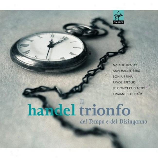 Handel: Il Trionfo Del Tempo E Del Disinganno (2 Disc Box Set)