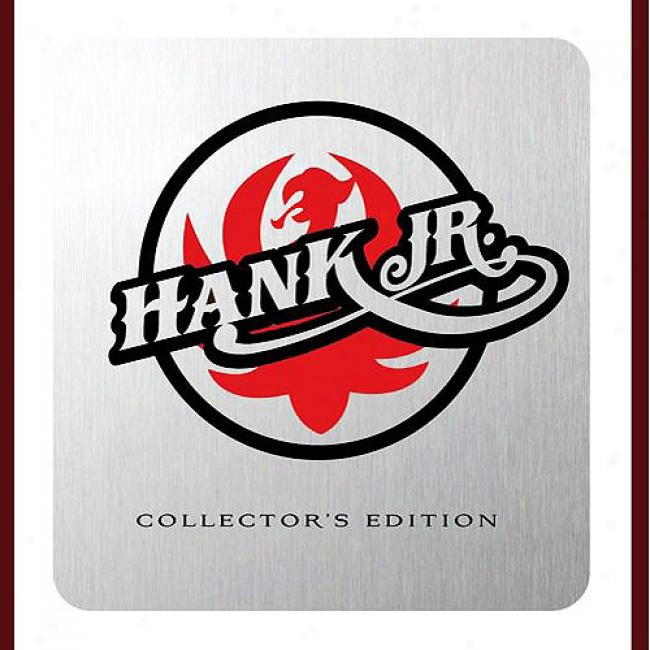 Hank Jr. (collector's Issue ) (3 Disc Box Set)
