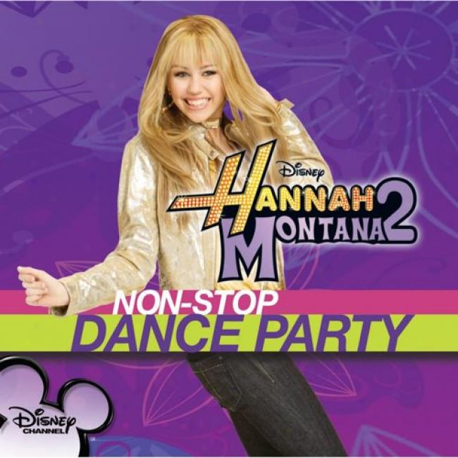 Hannah Montana 2: Non-stop Dance Party Soundtrack