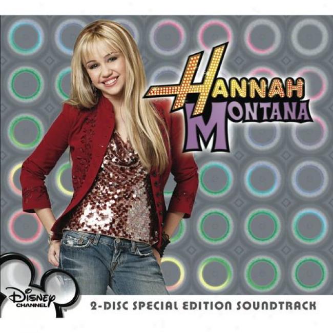 Hannah Montana Soundtrack (special Edition) (includes Dvd) (digi-pak)