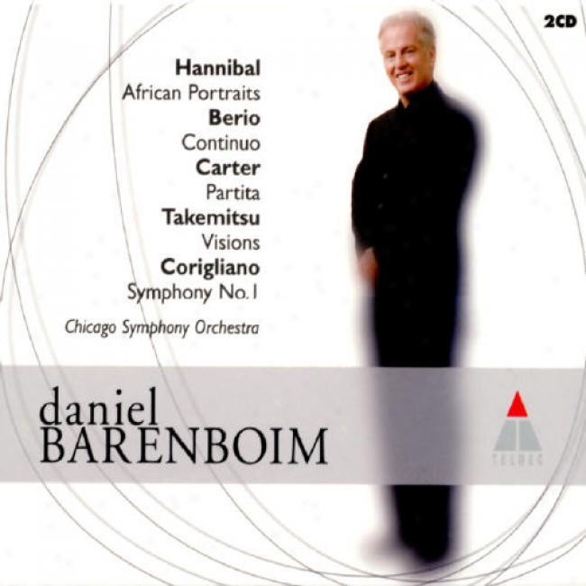 Hannibal/berio/carter/takemitsi: Orchestral Works