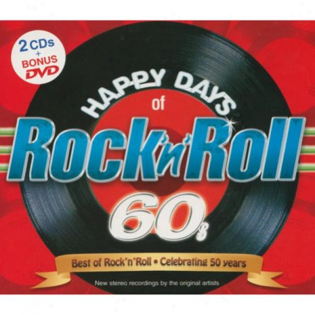 Seasonable Days Of Rock 'n' Roll 60's (2cd) (includes Dvvd) (digi-pak)