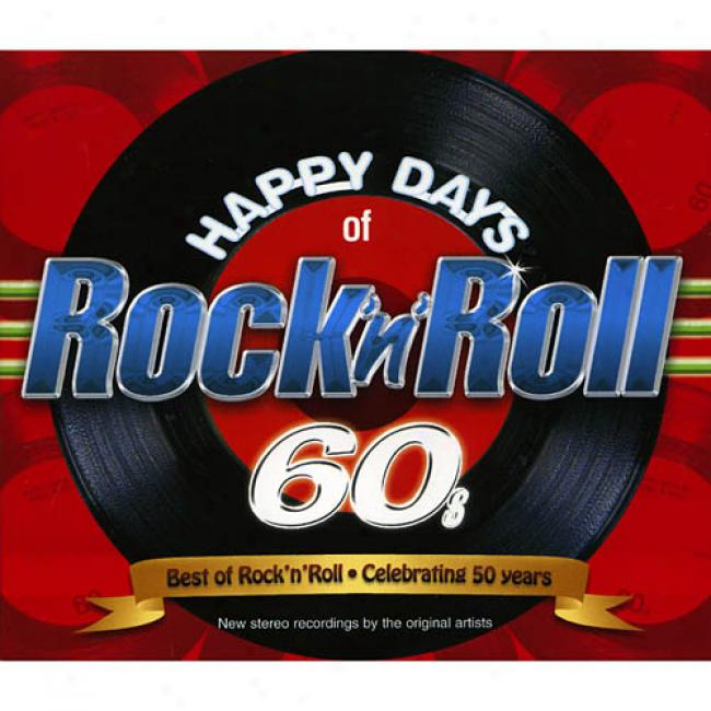 Happy Days Of Rock 'n' Roll: 60's (includes Dvd)