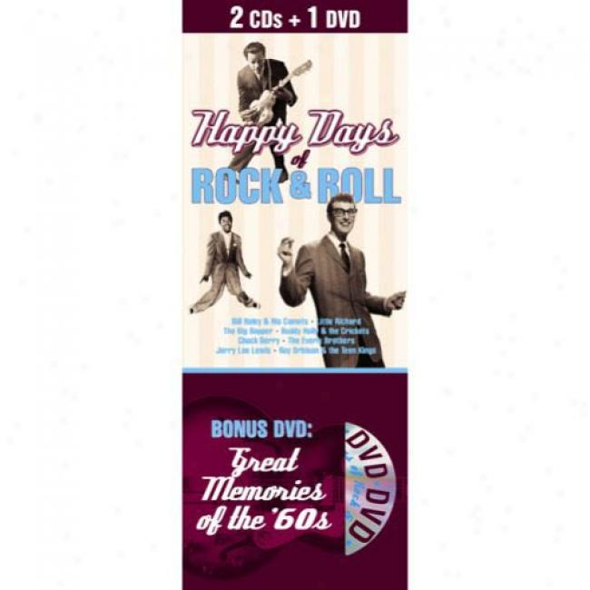 Happy Days Of Rock & Roll (box Set) (includes Dvd)