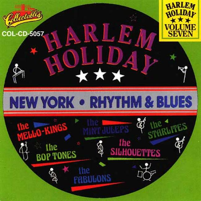 Harlem Holiday:new York Rhythm & Blues Vol.7