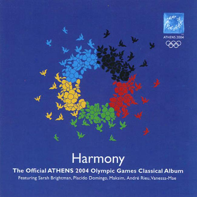 Harmony: The Official 2004 Olympic Games Classical Album