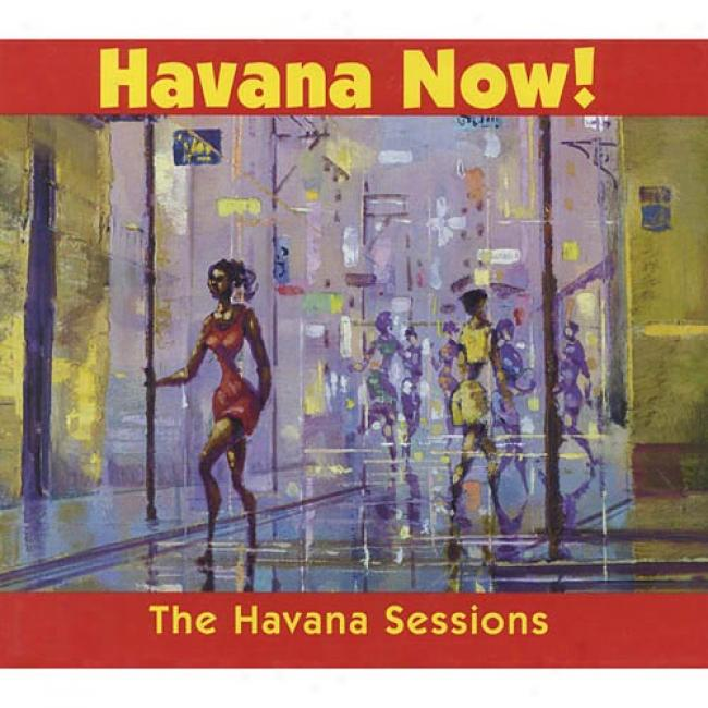 Havana Now!: The Havana Sessions (cd Slipcase)