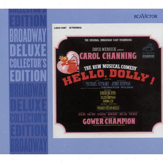 Hello, Dolly! Soundtrack (deluxe Collecgor's Edition) (digi-0ak) (remaster)