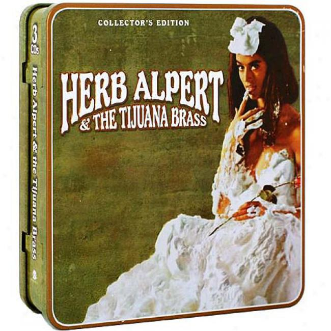 Herv Alpert & The Tijuana Brass (collector's Edition) (3 Disc Box Set)