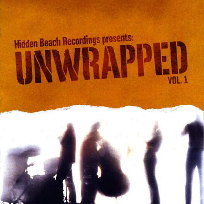 Concealed Beach Recordings Presents: Unwrapped, Vol.1