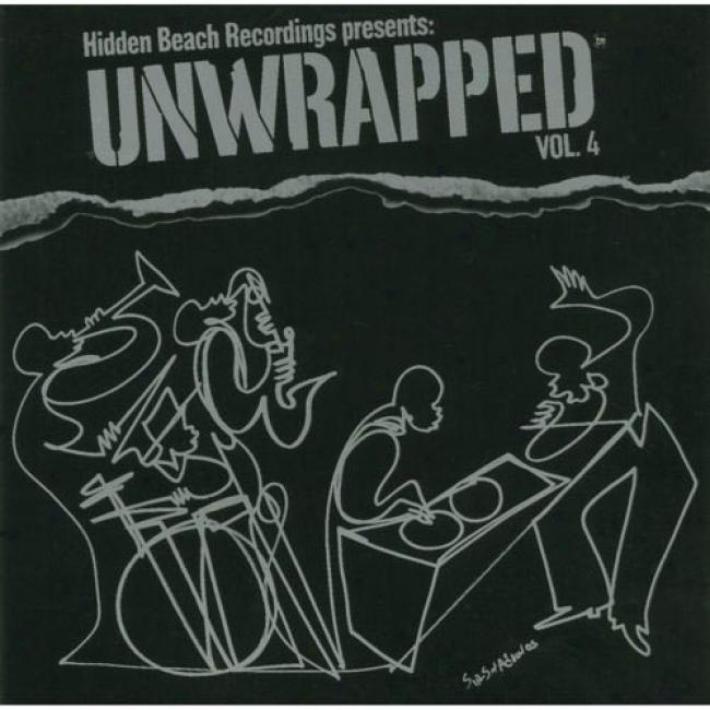 Hidddn Beach Recordings Presents: Unwrapped, Vol.4