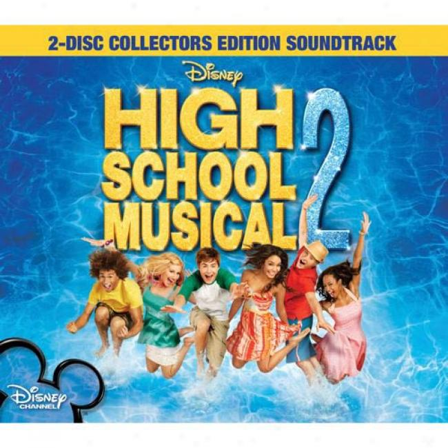 Violent School Musical 2 Collector's Edition Soundtrack (with Exclusive Premium Dvd)