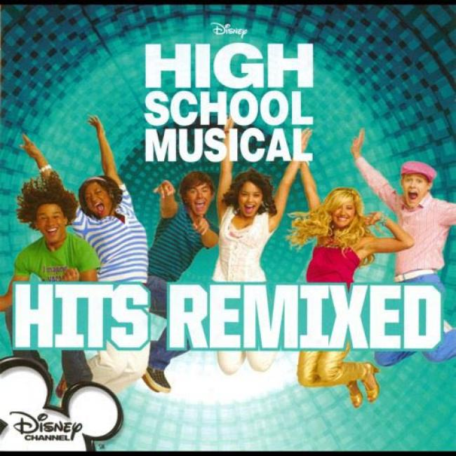 High School Musical Hits Remixed (wal-mart Exclusive)